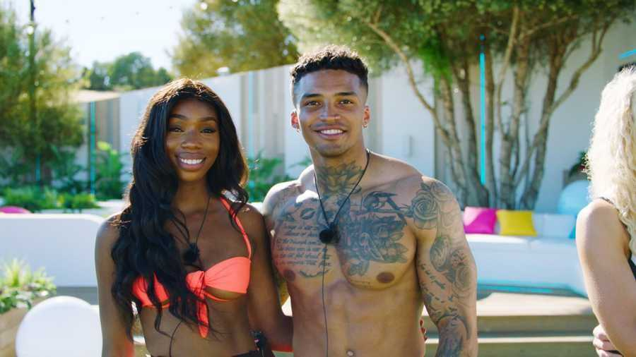 Yewande Biala and Michael Griffiths
