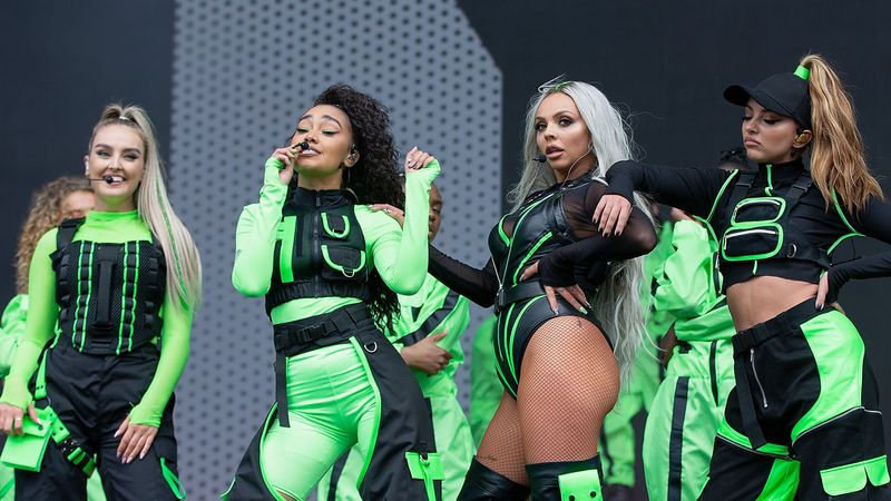 Who is the black girl in little mix dating