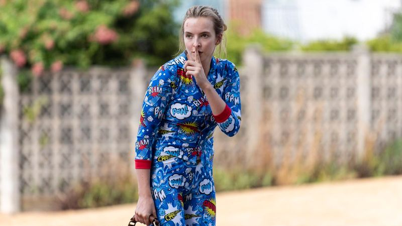 Where To Find Villanelle's Pyjamas From Killing Eve Season Two