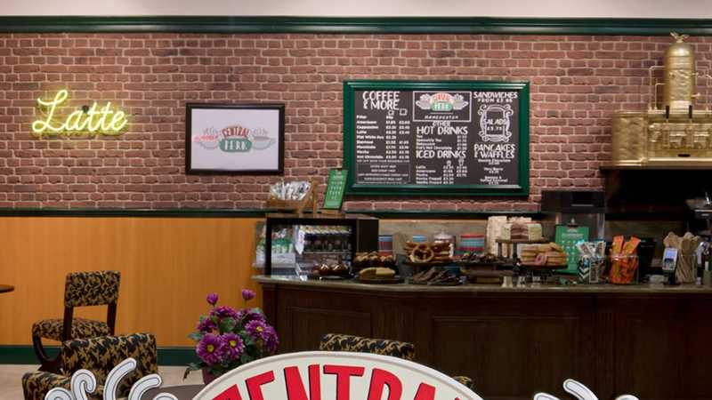 First photos of Primark's Friends-themed café have been revealed