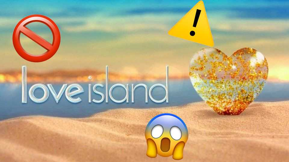 purchase cheap dc3ee cd483 Love Island rules: Everything that could get contestants REMOVED ...