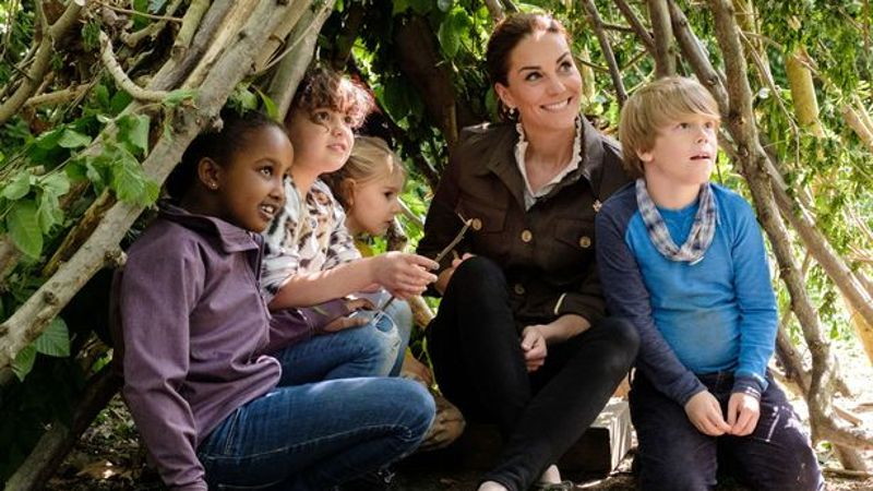 Kate Middleton Is Making An Unexpected Appearance On Blue Peter To Encourage Children To Get Outdoors