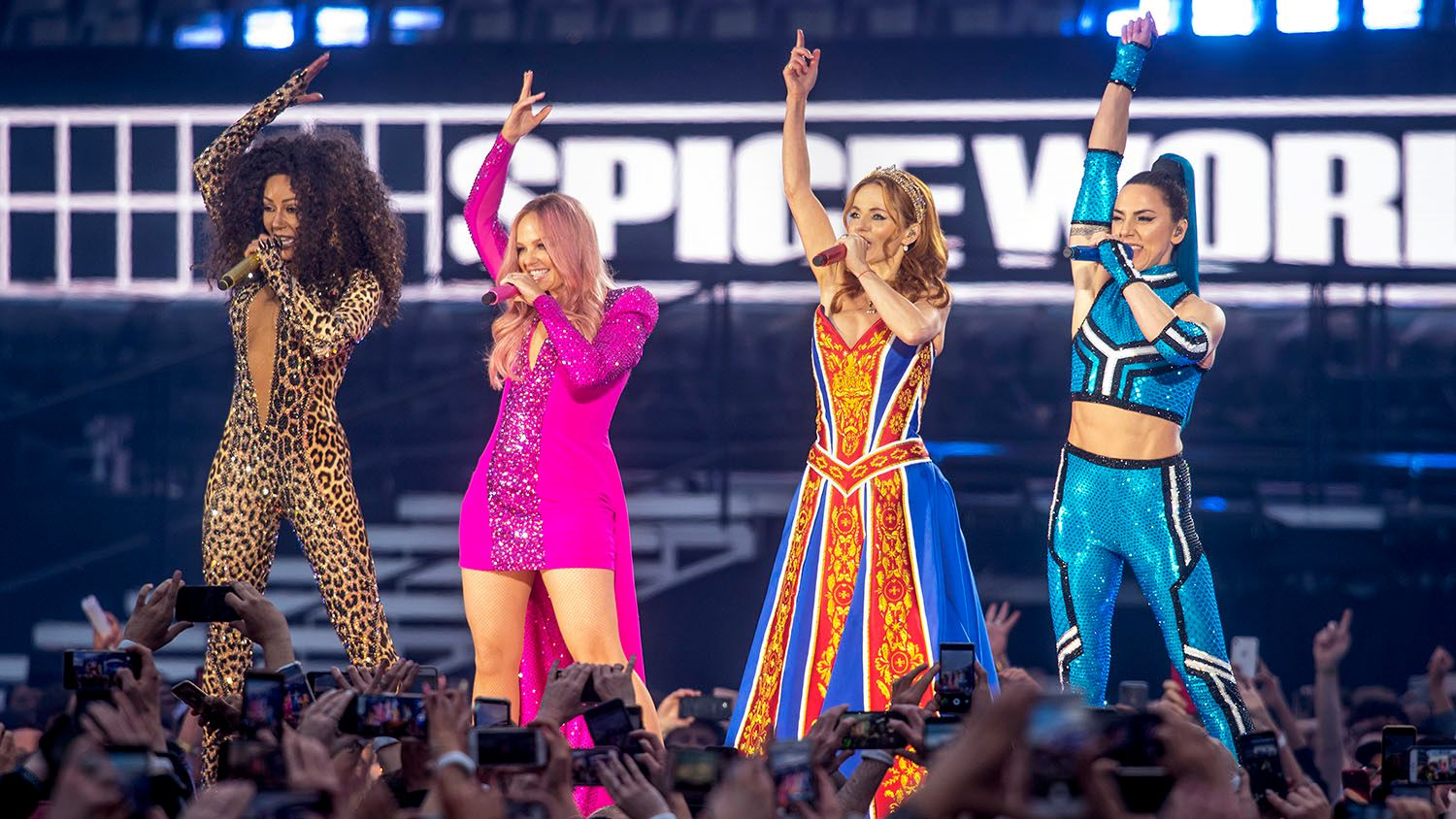 The Spice Girls are working on a new Spice Girls film