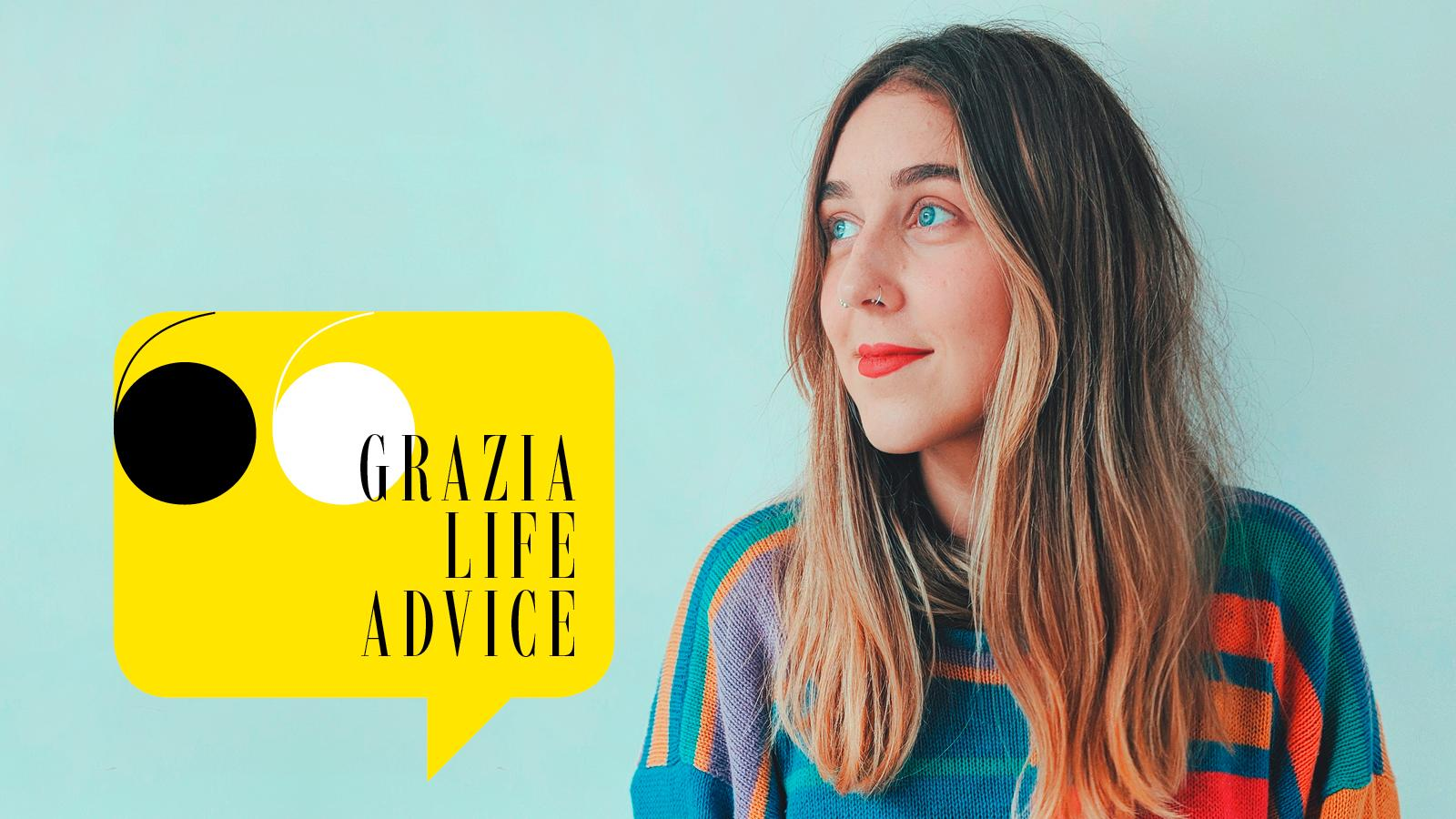 Listen To The Latest Episode Of The Grazia Life Advice