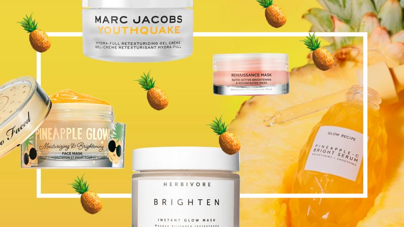Pineapple Skincare Is Here And It Promises Glowing And Radiant Skin