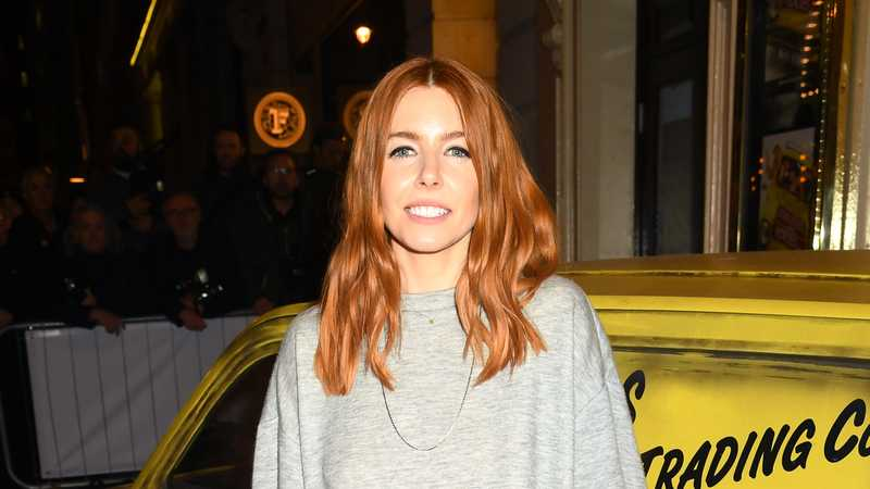 Stacey Dooley sparks engagement rumours after pictured wearing a RING.