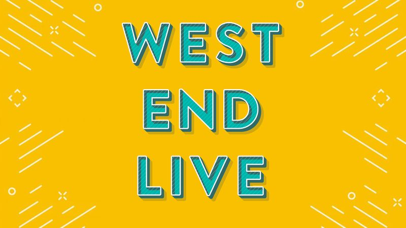 Join us at West End Live this weekend!