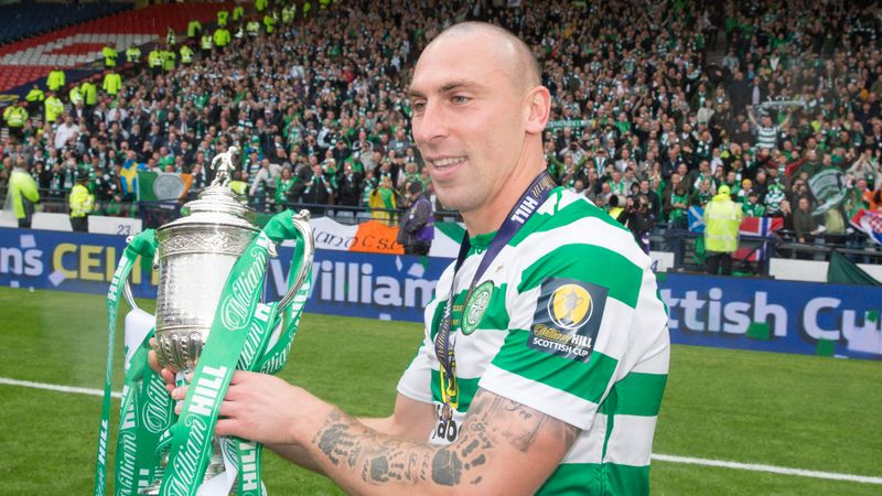 David Turnbull welcome at Celtic despite offer rejection, says Scott Brown