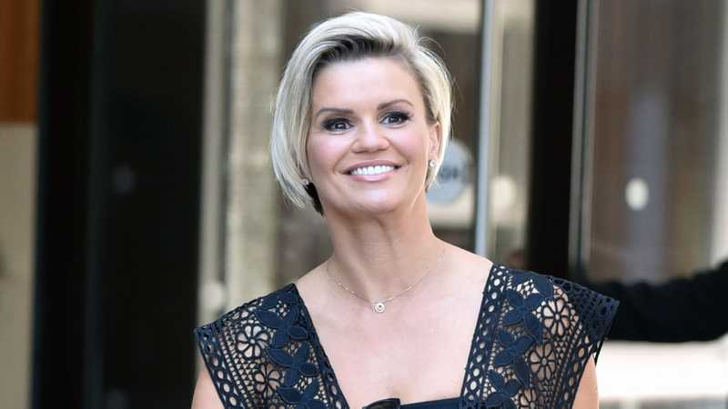 Kerry Katona: 'My new boobs will give me a sexy image'