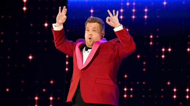 James Corden might quit the Late Late Show