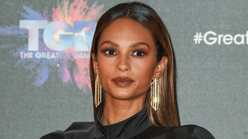 Alesha Dixon's anger about her dad Melvin's tell-all interview