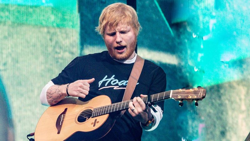 Ed Sheeran is about to drop a brand new album called 'No 6