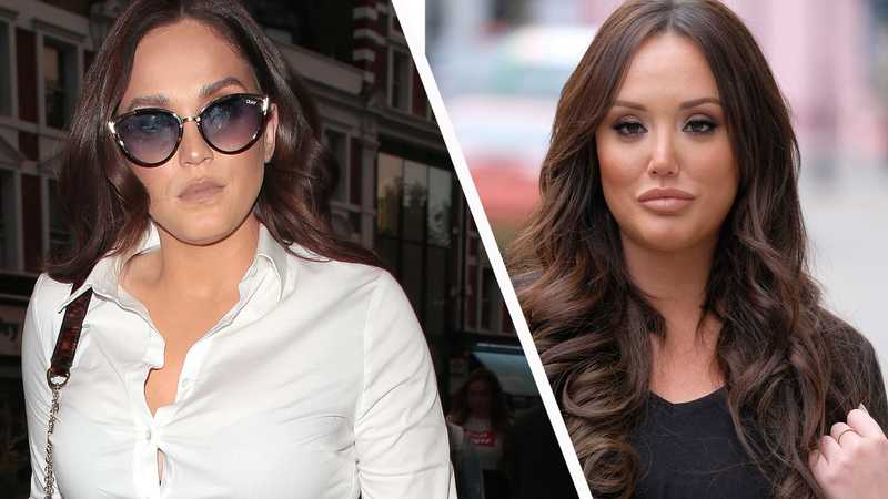 Charlotte Crosby and Vicky Pattison's bitter feud reignited