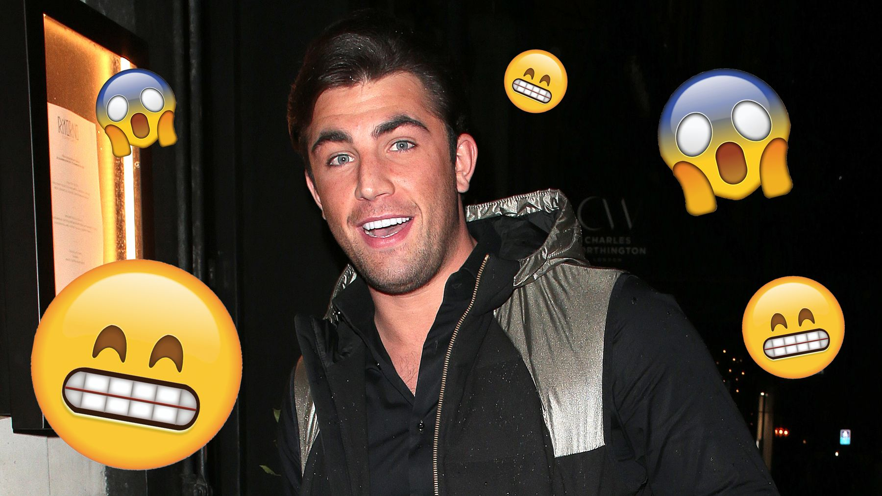 Fans ASTONISHED by Jack Fincham's super bright new teeth | Closer