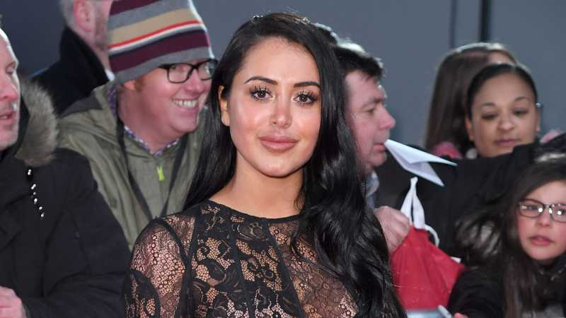 "Marnie Simpson bemoans ""double sized"" pregnant boobs"