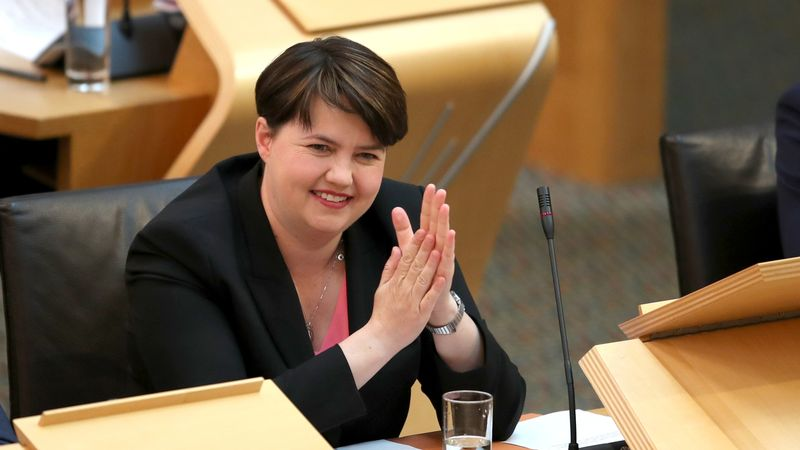 Ruth Davidson now backing Michael Gove to be next Conservative leader