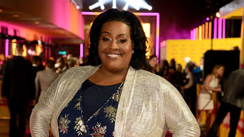 Alison Hammond shares incredible weight loss selfie