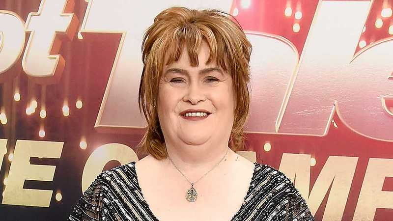 Susan Boyle has 'plans to start a family' at 58