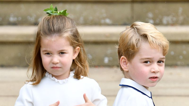 Prince George And Princess Charlotte Might Resume Pageboy and Bridesmaid Duties Very Soon