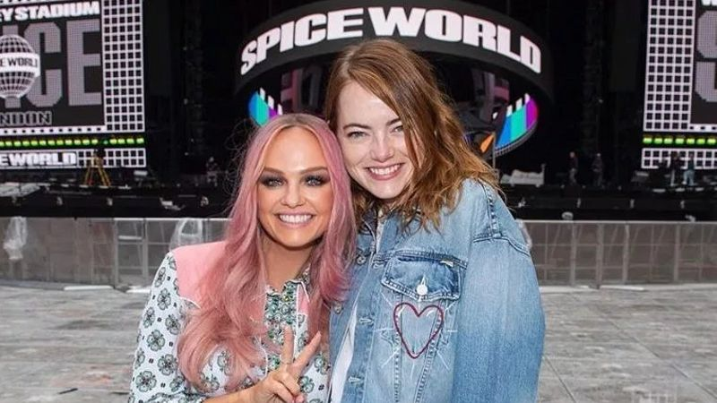 Emma Stone Had The Most Relatable Injury After Seeing The Spice Girls