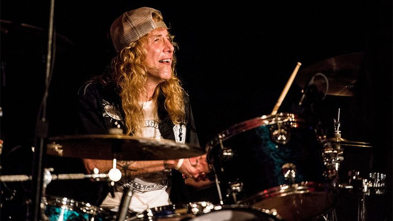 Former Guns N' Roses drummer Steven Adler 'hospitalised with stab wound to the stomach'