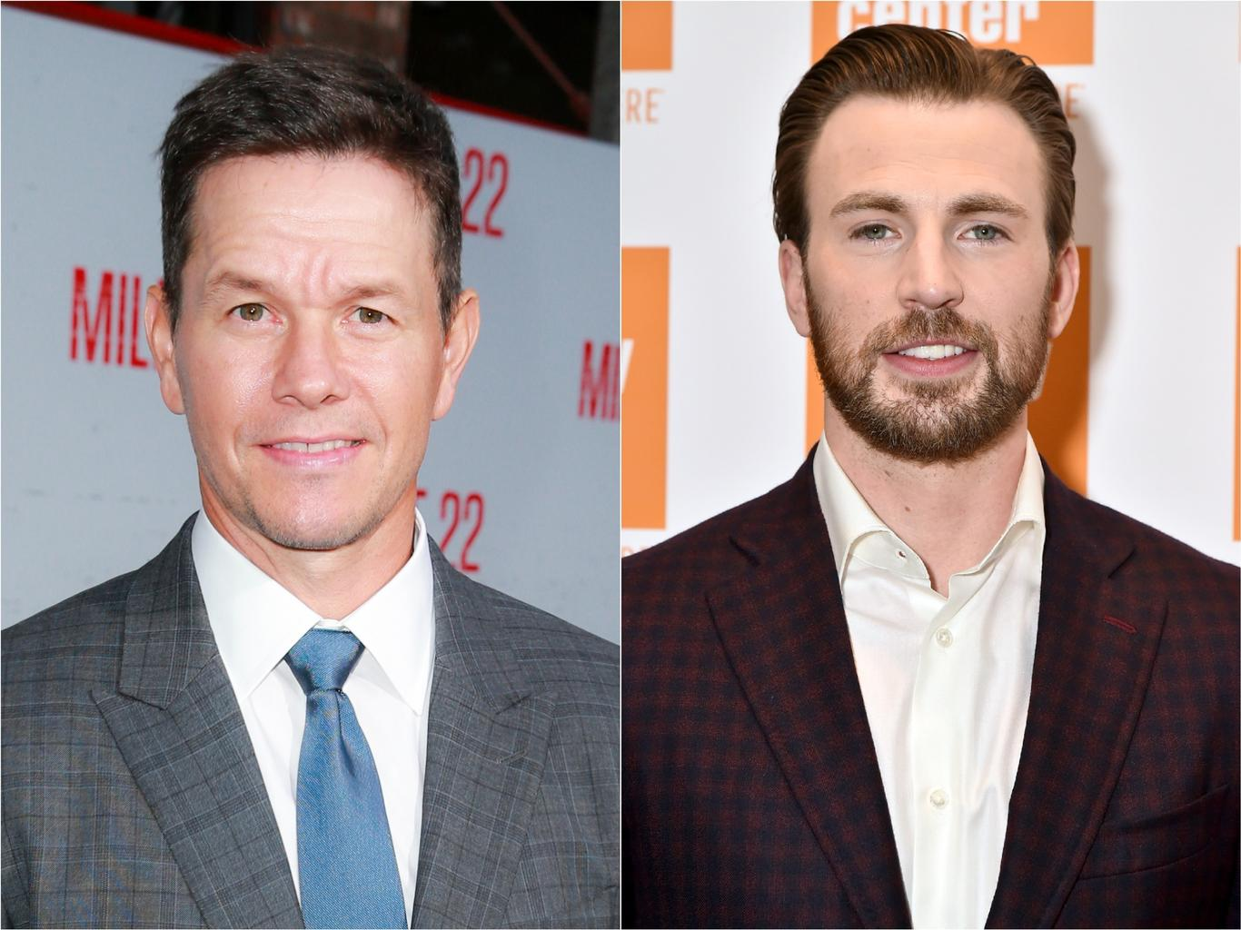 Mark Wahlberg In Talks To Replace Chris Evans In Paramount's 'Infinite'
