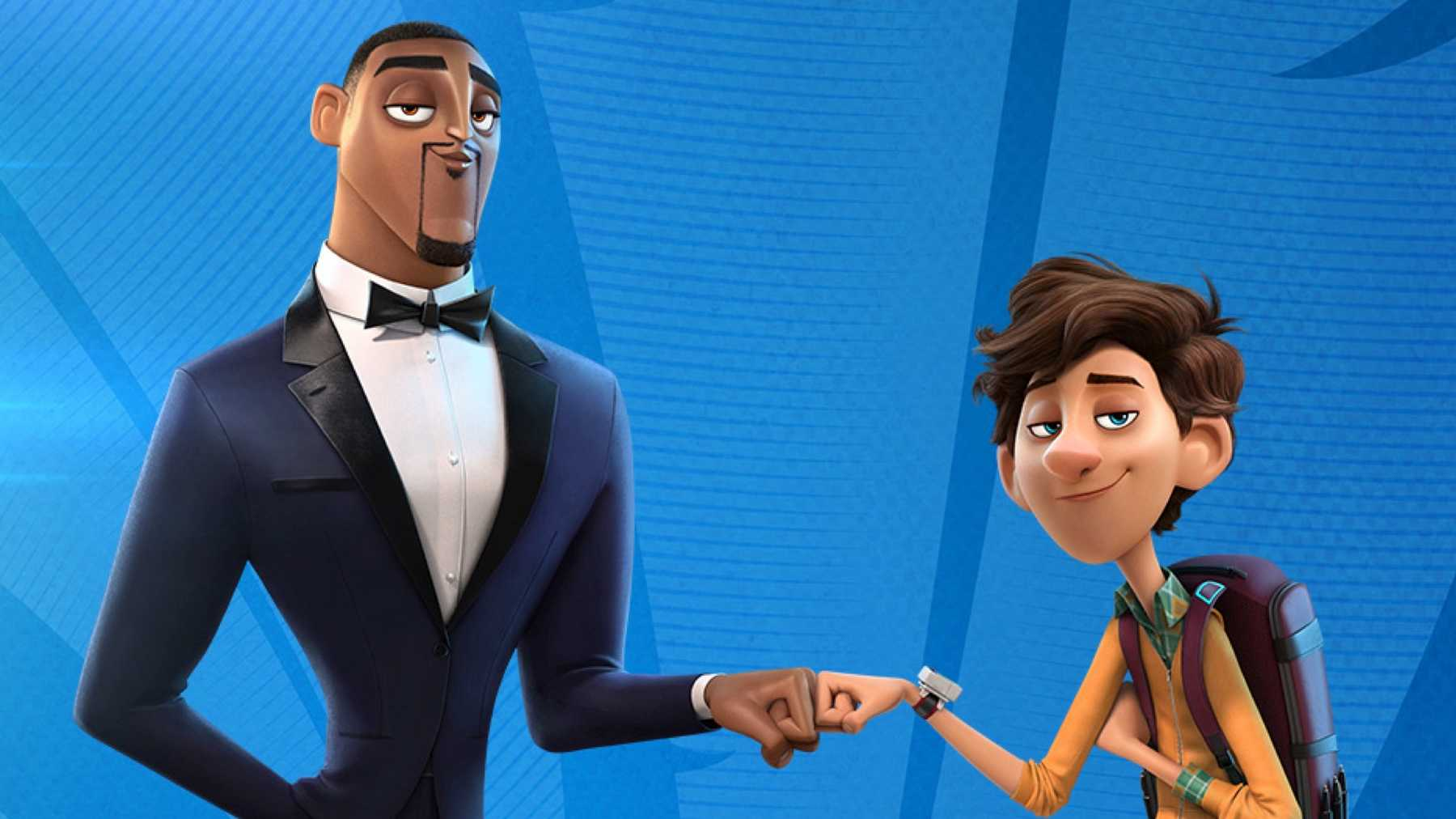 Image result for spies in disguise competition