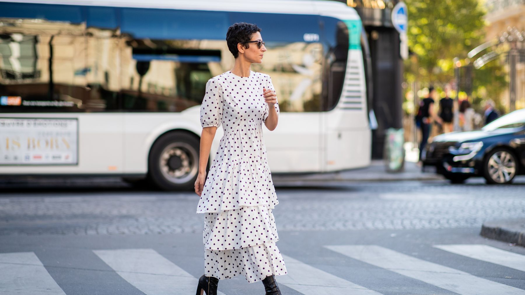 e3a0d68f12756a From the modern mini to the classic wrap and a high street collab with a  street style star, here are all the dresses you need this summer