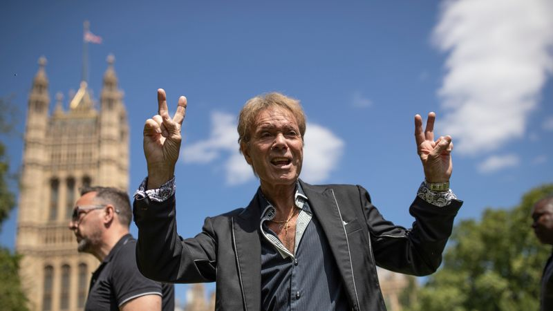 Yes, Cliff Richard, There Is A Rape Crisis – But It's Not About Your Anonymity