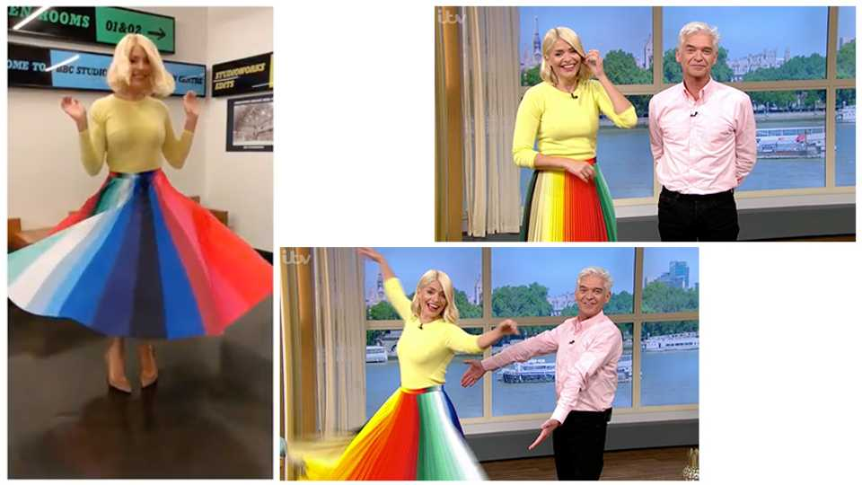 424636d1b3 Holly Willoughby: All her clothes from This Morning and where to get it  cheaper on the high street | Closer