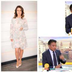 0389ec42b8f9 Susanna Reid's outfits from Good Morning Britain - and where to buy them  chea.