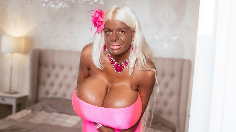 Martina Big's BIG plans to have the world's largest boobs