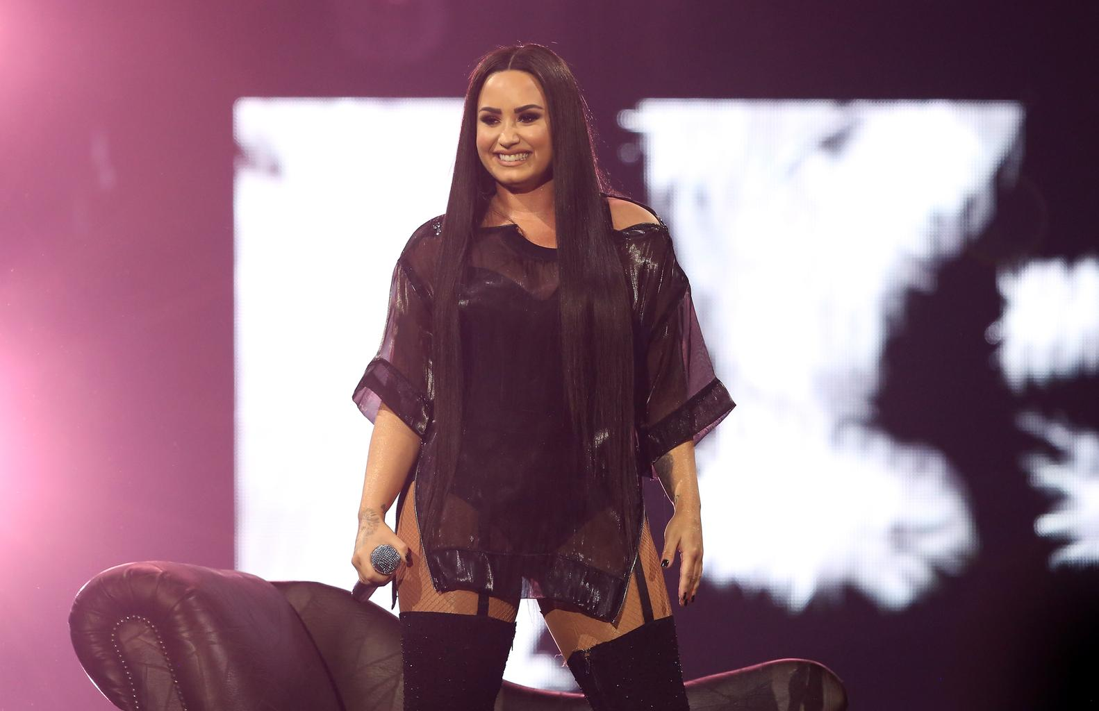 Don't Tell Demi Lovato, Or Any Woman Who Has Suffered With