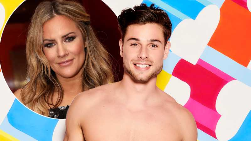 Love Island Under the Duvet: Tom Walker denies anything is going on with Caroline Flack