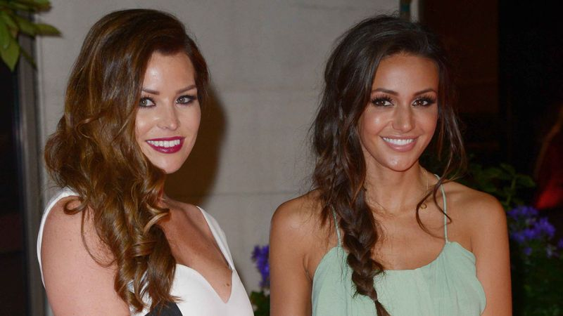 Michelle Keegan upset over 'baby race' with Jess Wright