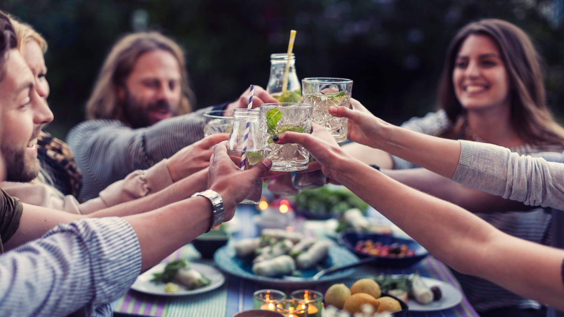 7 Drinking Games You Can Play Without Cards | Grazia