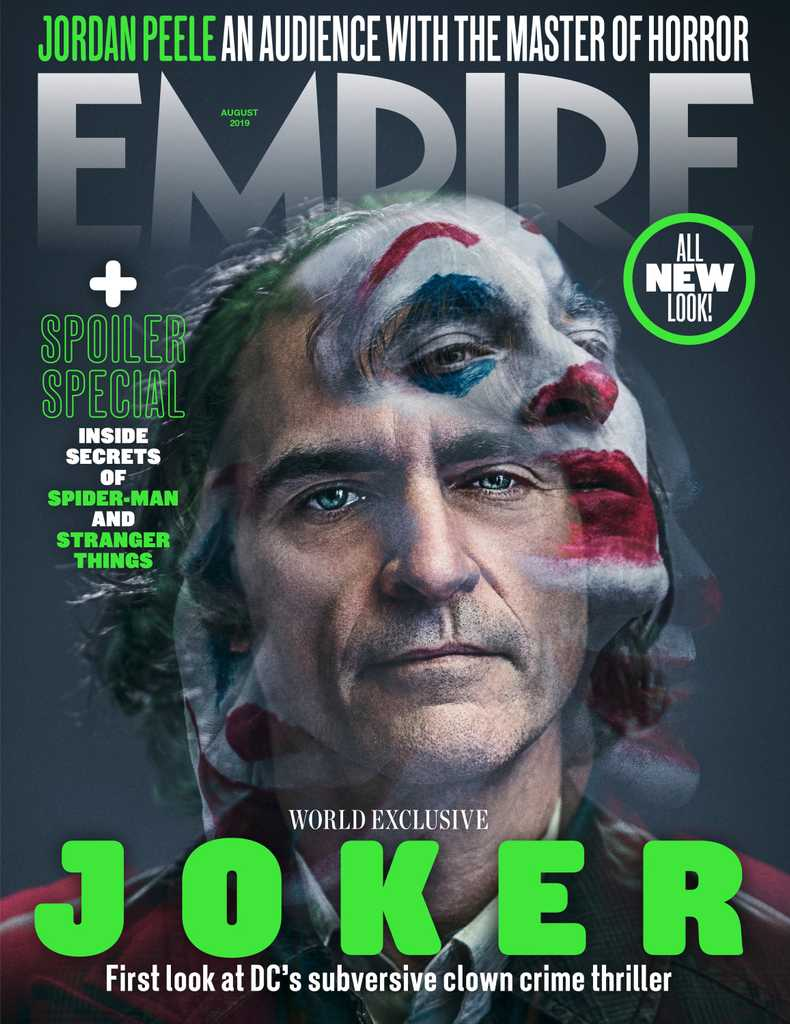 Empire Joker Newsstand Cover