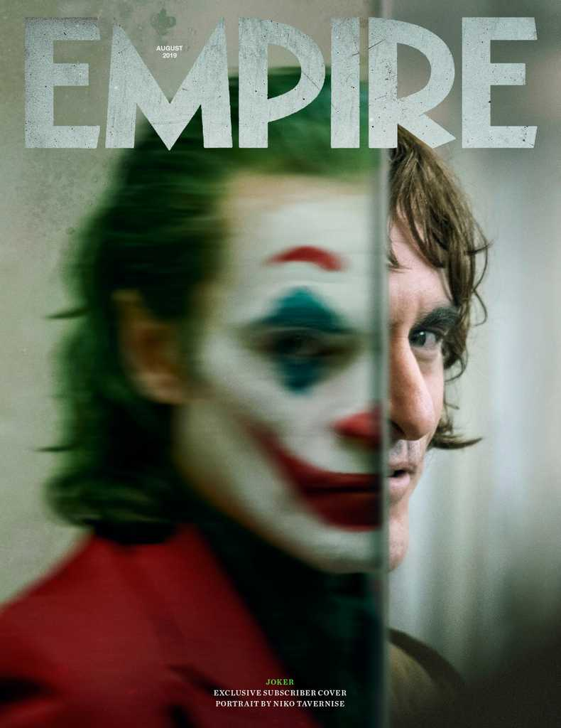 Empire Joker subscriber cover
