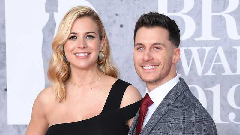 Gemma Atkinson and Gorka Márquez reveal their daughter's name and share the first photo