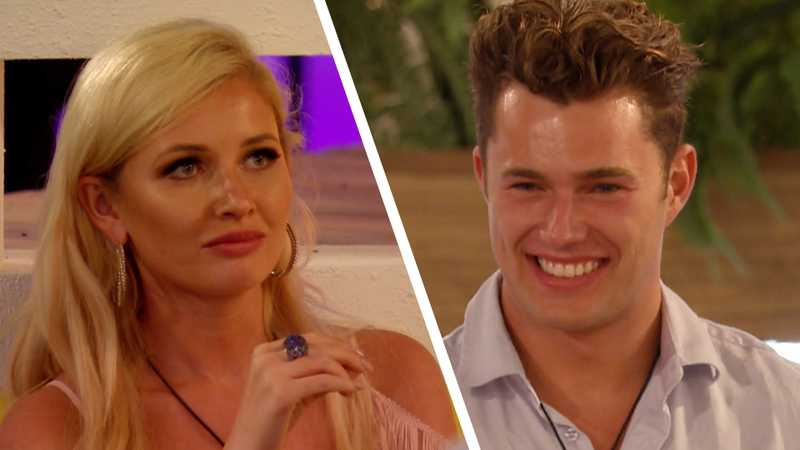 Love Island fans brand show a FIX after Amy and Curtis hold hands