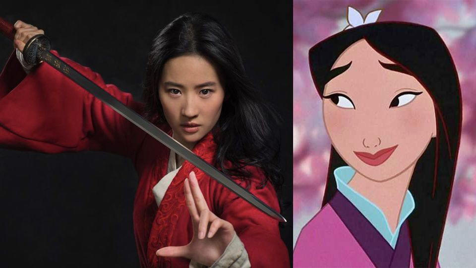 Image result for mulan live action