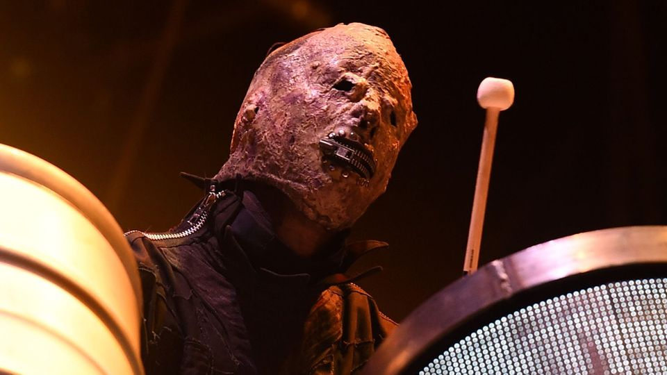 Slipknot's mystery percussionist brilliantly trolls fans | Music