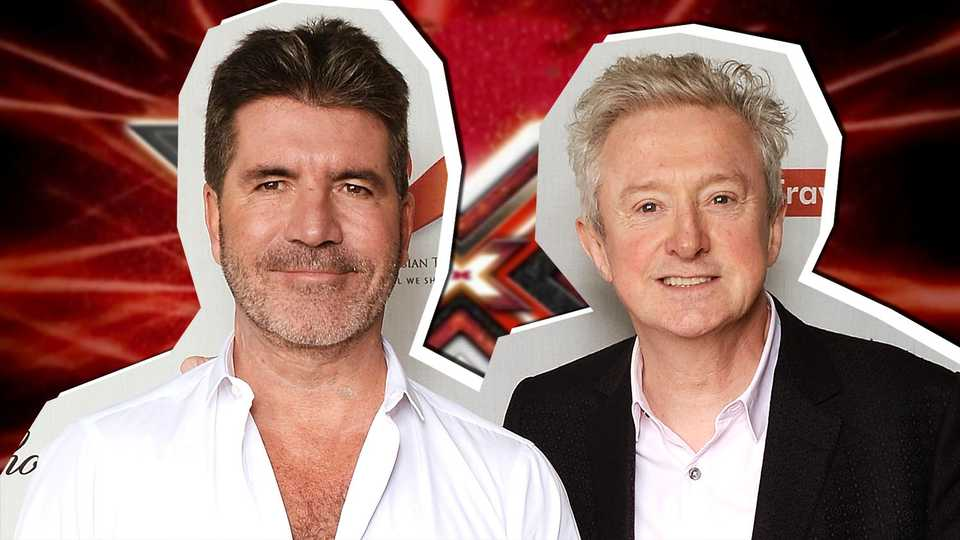 Here's who is confirmed for The X Factor: All Stars so far