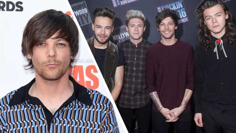 Louis Tomlinson reveals he'll only watch Stranger Things with another One Direction member