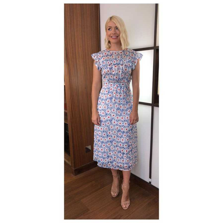 f9b56427c1 Holly Willoughby: All her clothes from This Morning and where to get ...