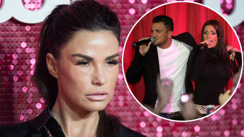 Katie Price: 'I'll make a fortune by touring with Pete'