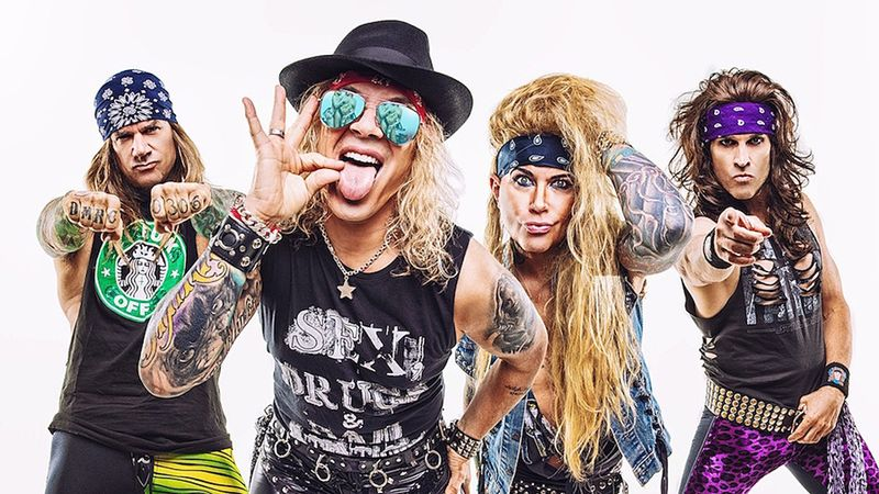 Steel Panther announce fifth album 'Heavy Metal Rules'