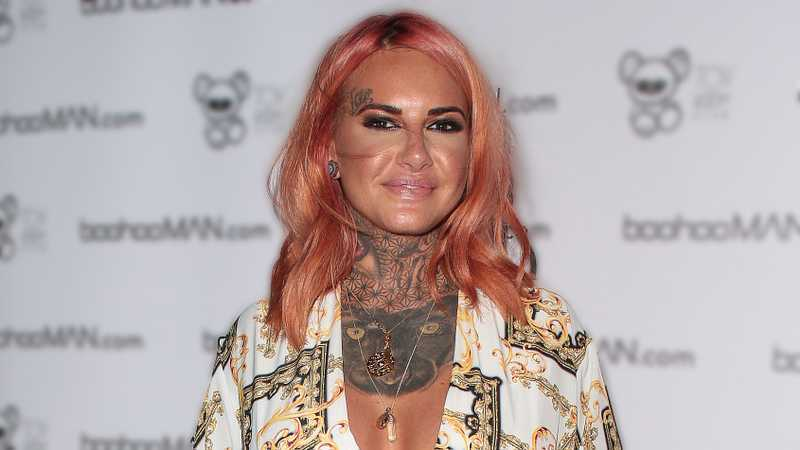 Jemma Lucy: 'Being a mum won't stop me having more surgery'