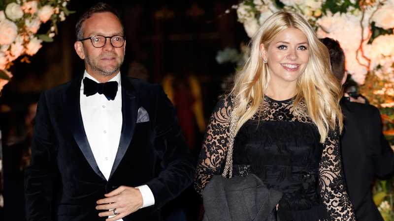 Here's a sneak peek inside Holly Willoughby's incredible London home