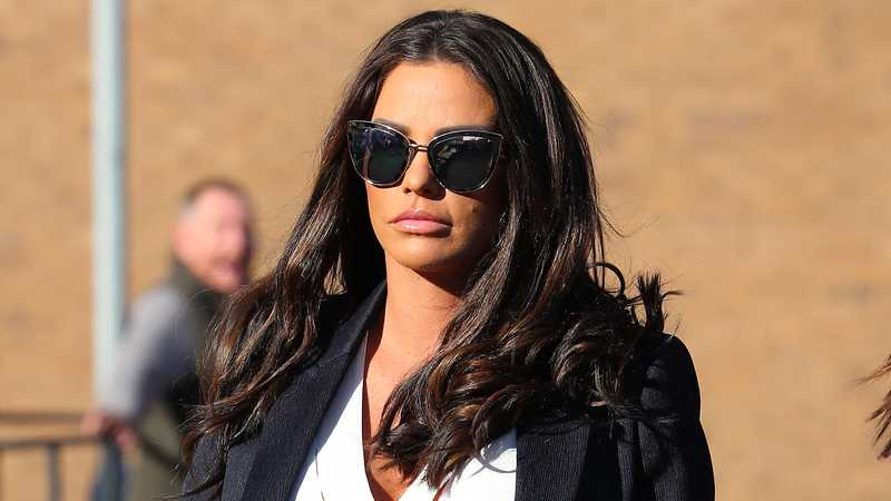 Katie Price SLAMMED for 'using' Princess to promote book